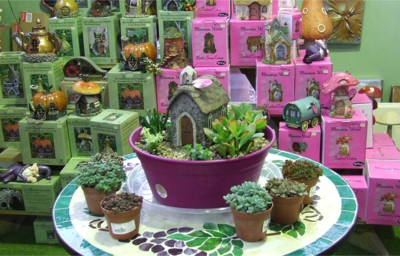Miniature Fairy Gardens New Hopetoun Garden Centre