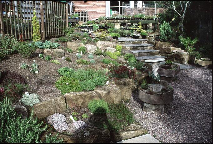 Showcase Gardens New Hopetoun Garden Centre Adorable Alpine Garden Design