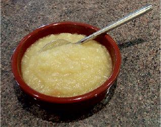 Apple & Horseradish Sauce